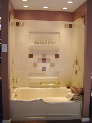 Ada Compliant Bathrooms Amp Showers Bestbath Showroom