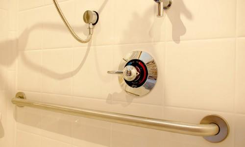 ADA Compliant Showers