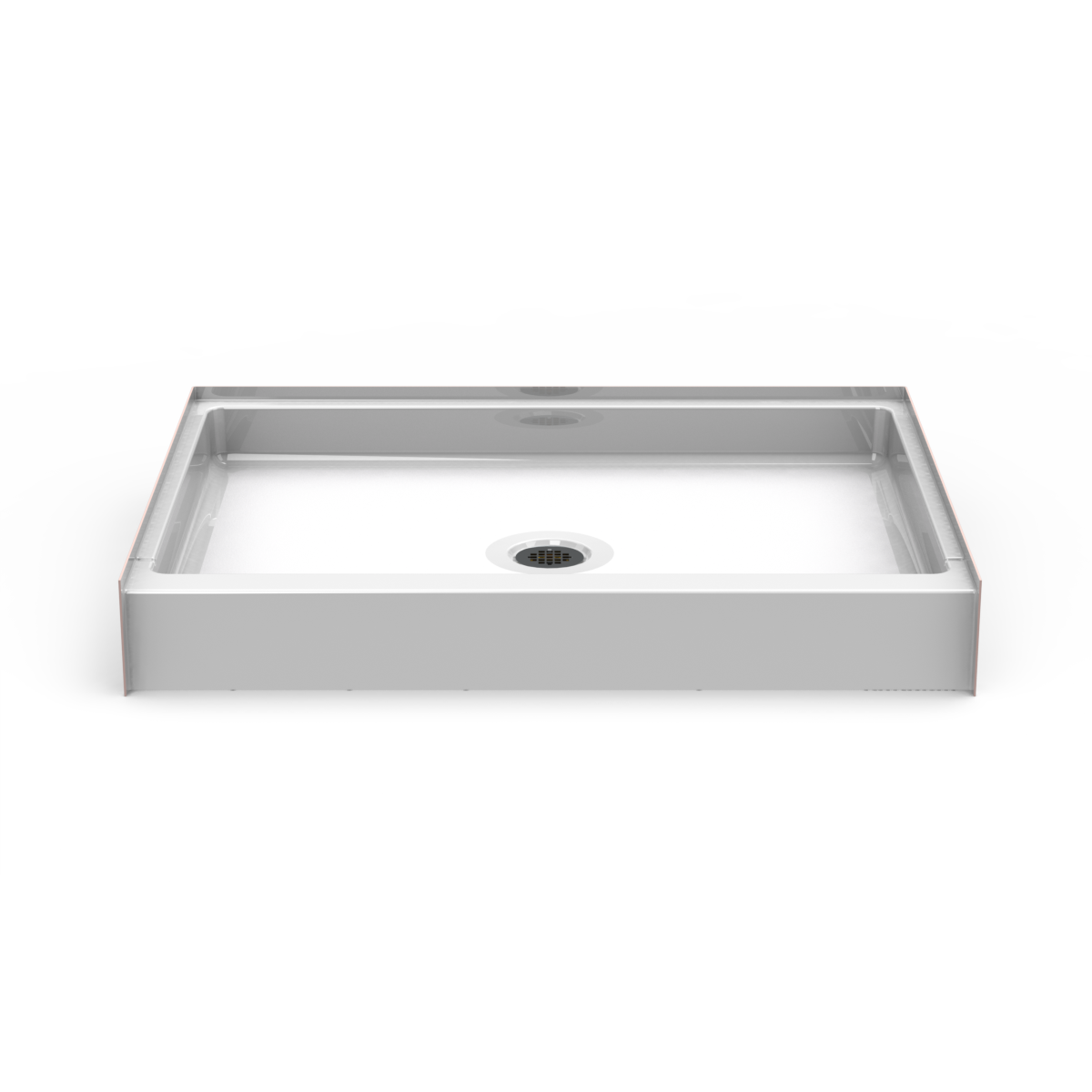Curbed Shower Pan One Piece 47x36 5 75 Curb